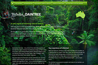 Destination Daintree