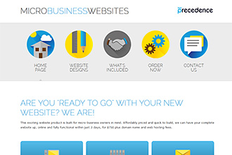 Micro Business Websites